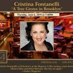 Cristina at Feinstein's/54 Below