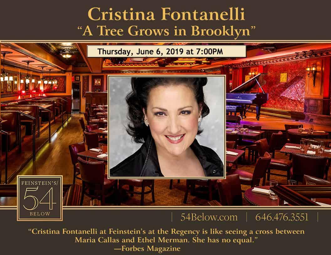 Cristina at Feinstein's/54 Below